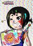 002: Sefora Artista by ACPuig
