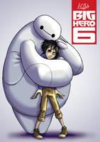 Big Hero 6 by ACPuig