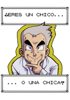 Eres Chico O Chica by ACPuig