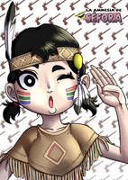 036: Sefora India by ACPuig