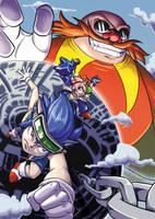 Sonic-CD Gijinka by ACPuig