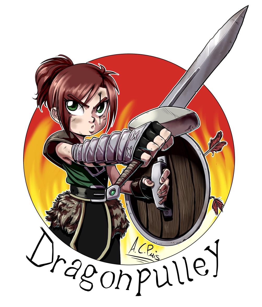 Fanart: Ani Dragonpulley by ACPuig