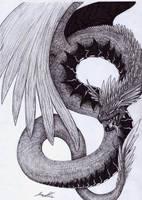 Quetzalcoatl by BoraNera