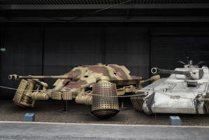 The land warfare museum by Small-Brown-Dog