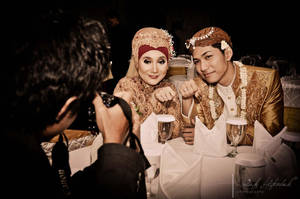 candid wedding -  moments IV by ArtRats