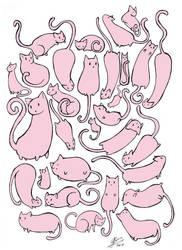 kitties!!!!!! by giulius1