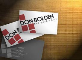 Don Bolden Engineering Corp ID by BlakeVasek