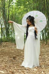 Model China 4 by Hoangvanvan