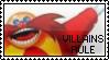 Villains Rule XI by renatalmar