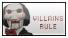 Villains Rule XXI by renatalmar