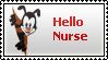 Hello Nurse by renatalmar