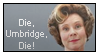 Umbridge by renatalmar