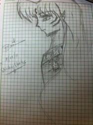 Sesshoumaru, I think by btchgotfluff
