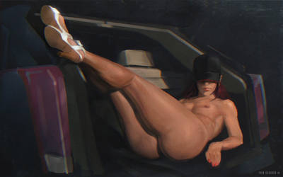 Caddy Girl by Kashivan