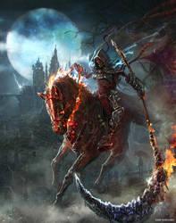 Pale Rider by Kashivan