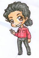 Michael Jackson chibi by inemasterkart