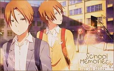 School Memories by MagnifiqueN