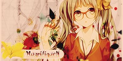 Megame Hatsune by MagnifiqueN