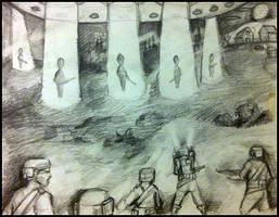 Cartel vs Grey. by Sanaloglan