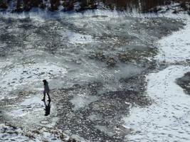 Icy Trails by NightfallSiren