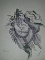 Just A Sketch by NightfallSiren