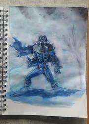 Speed Paint Raziel by NightfallSiren