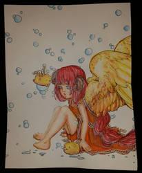 Bubbles by NightfallSiren