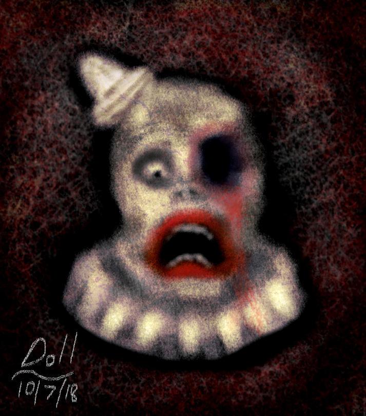 Mr Clown by SplatterDoll
