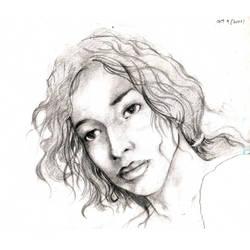 self portrait by carmialyosha