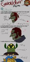 Ganondorf Meme by No-one-o1