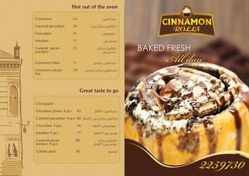 Cinnamon Choco by batchdenon