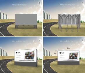 Mega Billboard Final by batchdenon