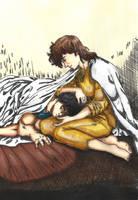 Good night Ryo by Thirrinaki