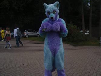een furry  =D by shaza-v