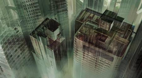 rain city by hoo-yong
