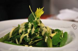 Asparagus Salad by EmersonWolfe