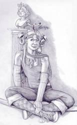 Xenophilius' Invention, spoil by NicoPony