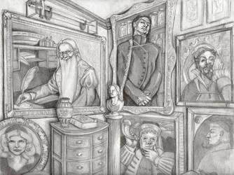 The Headmasters Office, spoil by NicoPony