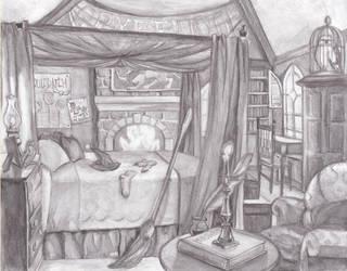 Harry's Corner by NicoPony