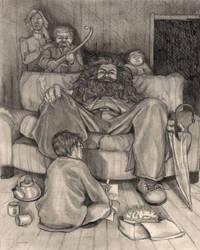 Yer a Wizard, Harry by NicoPony