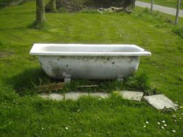 bath tub 1 by AzurylipfesStock