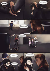 Warriors of the Miraculous Chapter 1 page 12 by MegS-ILS