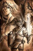 The Legend of Zelda by Celtilia