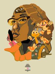 #PENBEE| Self Portrait by PenBee
