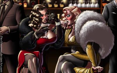 Femme Fatales by DovSherman