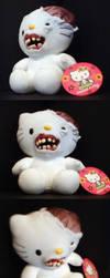 Zombie Hello Kitty by DovSherman