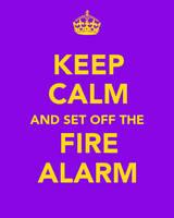 Keep Calm Charlie Amos by Phenixfeathers