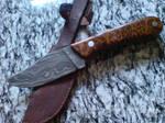 Knife by Reiam