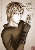 Locke Lamora by tenleftthumbs