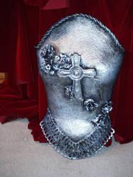 warrioress breast plate by Aurora-Blackhill